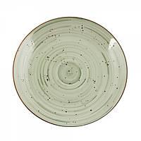 Тарелка мелкая без борта 250 мм Олива 9045 ST FARN