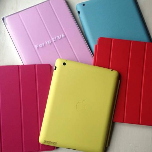 Кожаный чехол Apple Smart Case для iPad 2 3 4 Air 1 2