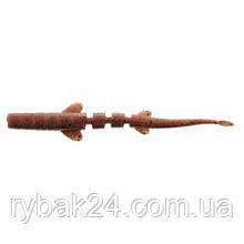 "Съедобный силикон Lucky John Unagi Slug 2,5"" F02"