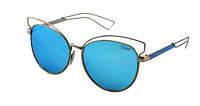 Стильные женские очки от солнца Сat eye C.Dior