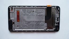 Дисплей с сенсором Nomi i504 Dream чёрный, фото 2