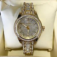 Женские шикарные часы со стразами, фото 1