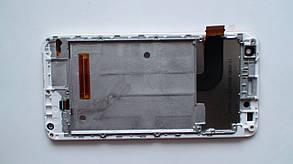 Дисплей с сенсором Nomi i504 Dream золотой, фото 2