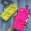 Силиконовый чехол сумочка Шанель для iphone 5/5s/se, фото 4
