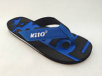 Мужские вьетнамки KITO синие