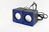 Компьютерные колонки акустика USB 2.0 FC3