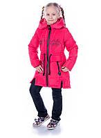 Детское демисезонное пальто на девочку весна осень, фото 1
