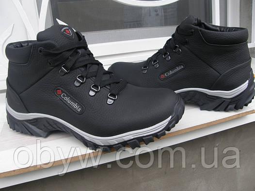 Ботинки мужские кожаные Cаlаmbia к99