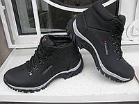 Ботинки зимние кожаные Columbia к99
