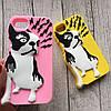 Силиконовый чехол звери Marc Jacobs для iPhone 5/5s/se, фото 2