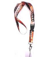 Шнурок для ключей с логотипом Ивеко/3396 IVECO