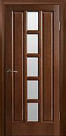 Межкомнатные двери ТМ Галерея Дверей Модель Турин ПО мокко