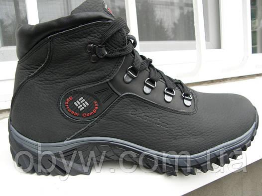 Кожаные  ботинки Cаlаmbia к9