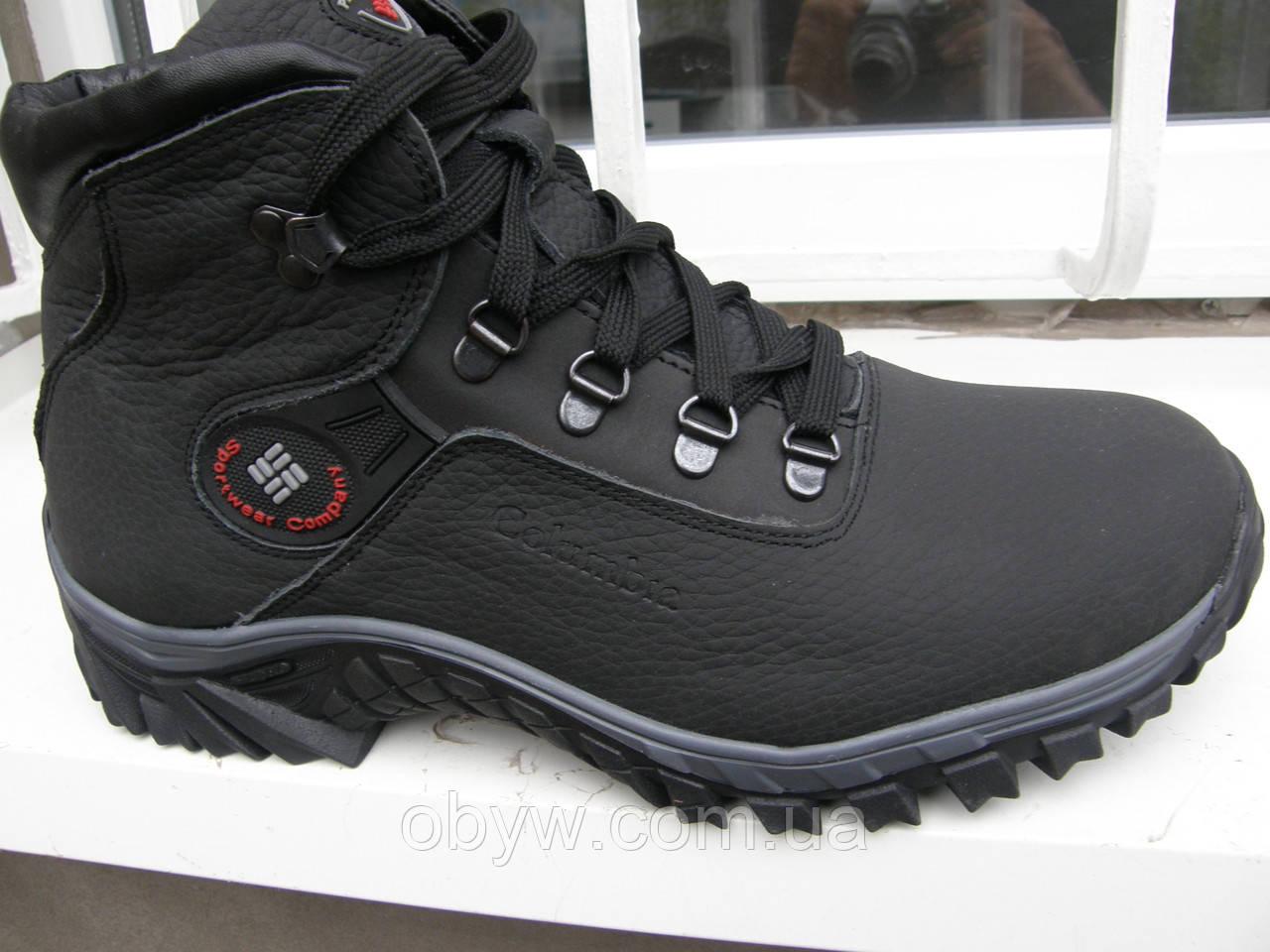 Cаlаmbia ботинки мужские зимние.