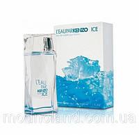 Женская туалетная вода Kenzo L'Eau par Kenzo Ice Edition 100 ml ( Кензо Льо Пар Кензо Айс Эдишен)