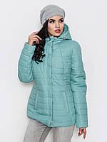 Женская демисезонная куртка с капюшоном 90229