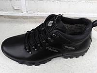 Кожаные зимние ботинки Columbia т 34