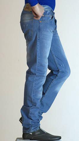 Джинсы мужские реплика LEVIS модель 501, фото 2