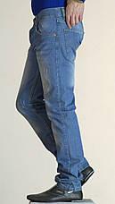 Джинсы мужские реплика LEVIS модель 501, фото 3