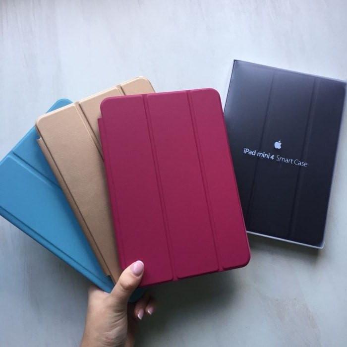Кожаный Чехол Smart Case для iPad mini 4