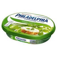 Cливочный сыр Philadelphia s bylinami 125гр