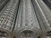 Сварная оцинкованная сетка 100*50  Д/п 1,8мм (шир/рул 1,5м) длина 25м