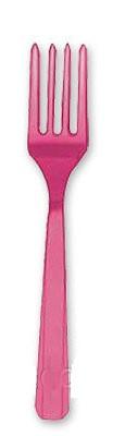 Вилочка розовая