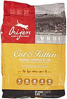 Orijen Adult биологический корм для котов и котят 2,27 кг