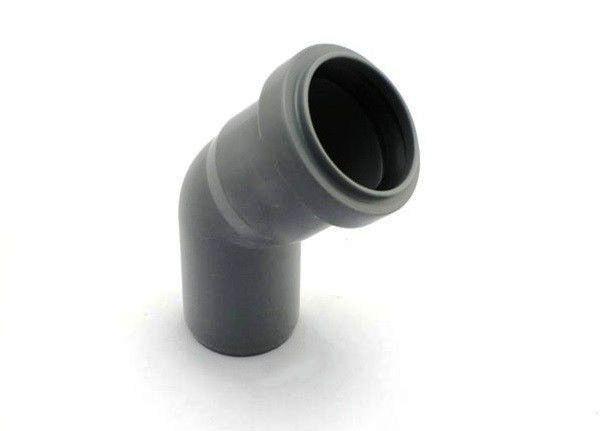 Колено для внутренней канализации, д 50х45