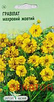 """Семена цветов Гравилат гибридный махровый желтый, многолетнее 0,1 г, """" Елітсортнасіння"""",  Украина"""