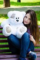 Мягкая игрушка Плюшевый Мишка Потапкин Белый 50см