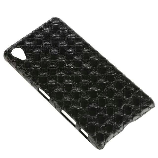 """SONY F5122 X оригинальный чехол бампер накладка панель искуст. кожа 3D для телефона """"bottega veneta STYLE"""""""