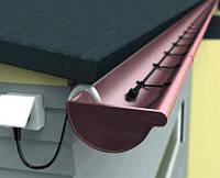 Двужильный кабель 30Вт/м с фторопластовой изоляцией 15 м.