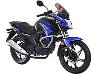 Мотоцикл Lifan lf150-10b Синий, фото 1