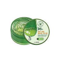 Многофункциональный гель с алоэ The Saem Jeju Fresh Aloe Soothing Gel 99%