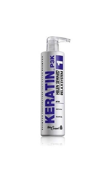 Хелен Севард Кератиновый финишный шампунь Helen Seward P3K Finalizing Shampoo 500 мл