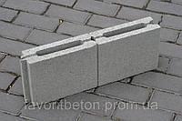 Блок строительный простеночный М75 (500X80X190)