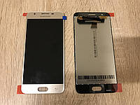 Дисплей Samsung J5 Prime SM-G570F Gold GH96-10324A оригинал!