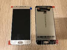 Дисплей на Samsung G570 Galaxy J5 Prime Золото(Gold), GH96-10324A,оригинал!