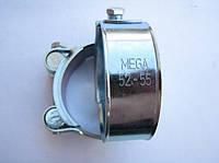 Хомут силовой стальной оцинкованный W1 52-55