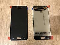 Дисплей Samsung J5 Prime SM-G570 Чёрный Black GH96-10325A оригинал!