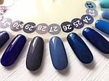 Гель-лак Nice for you № 29 (индиго) 8.5 мл, фото 4