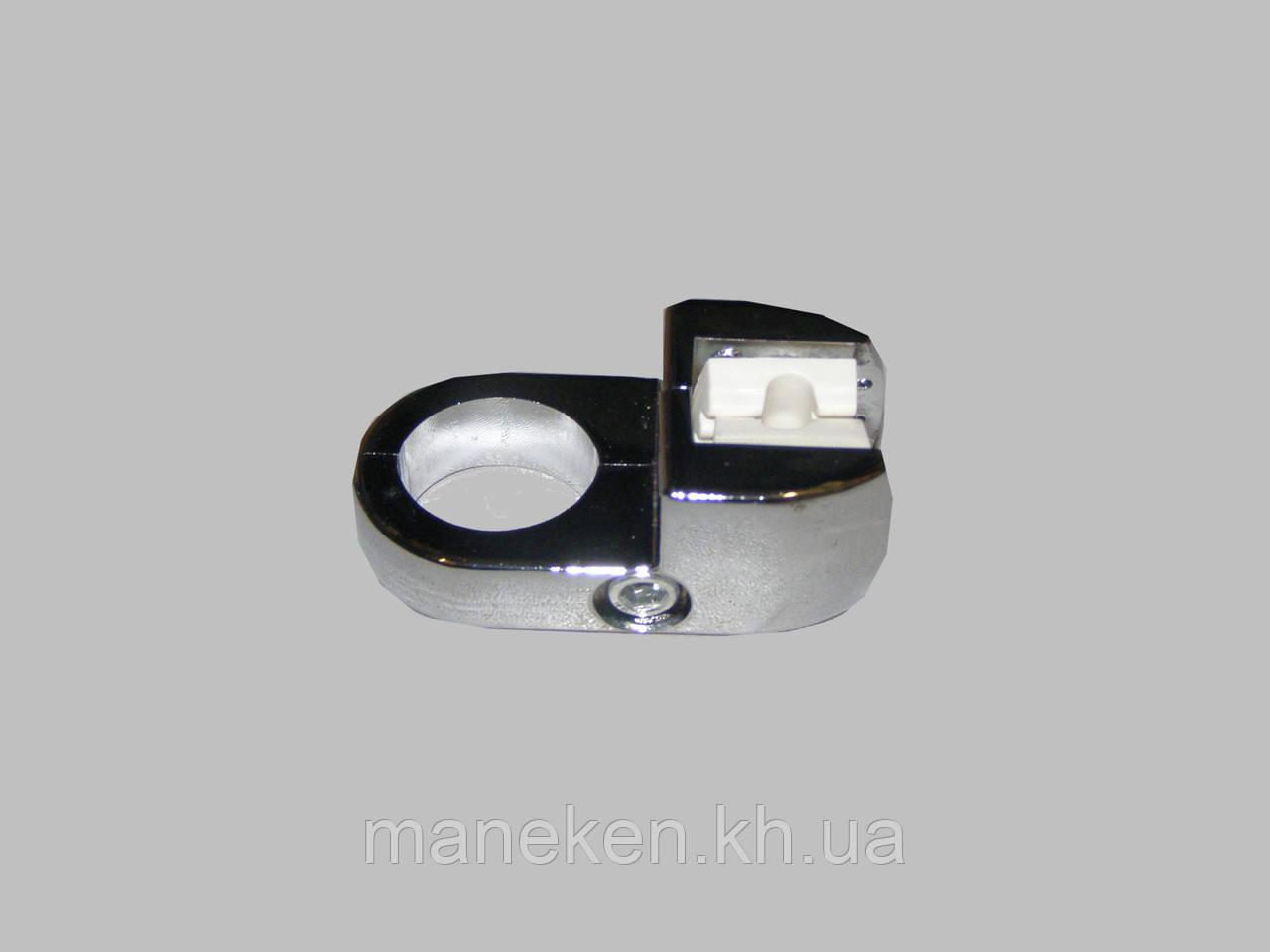 Соединение двойное для зеркал, стекла, МДФ R 52