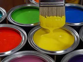 Краски, лаки, растворители