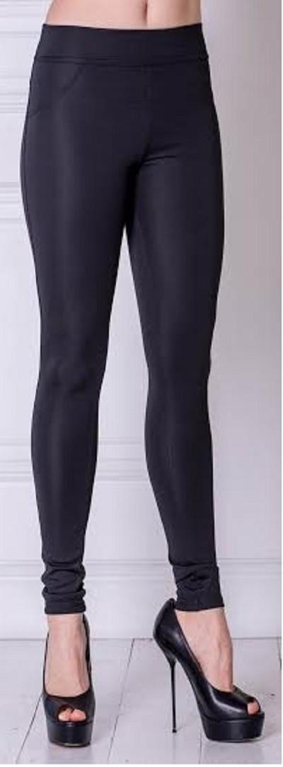 Лосины леггинсы женские 10132 (42, 44,50р) черный