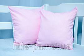 """Маленькая подушка из хлопка для детской кроватки """"Рассвет"""""""
