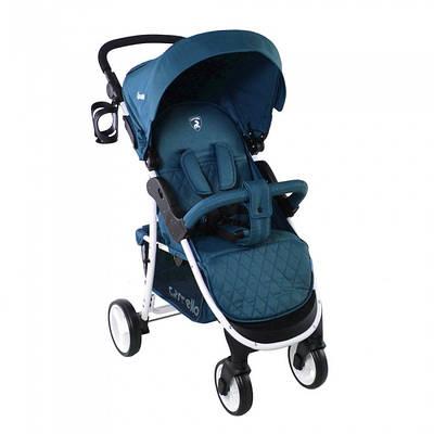 Прогулочная коляска TILLY CARRELLO Quattro CRL-8502 Blue Coral