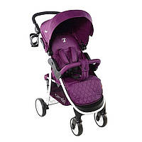 Прогулочная коляска TILLY CARRELLO Quattro CRL-8502 Vintage Violet