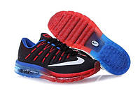 "Кроссовки Nike Air Max 2016 ""Red/Blue/Black"", фото 1"