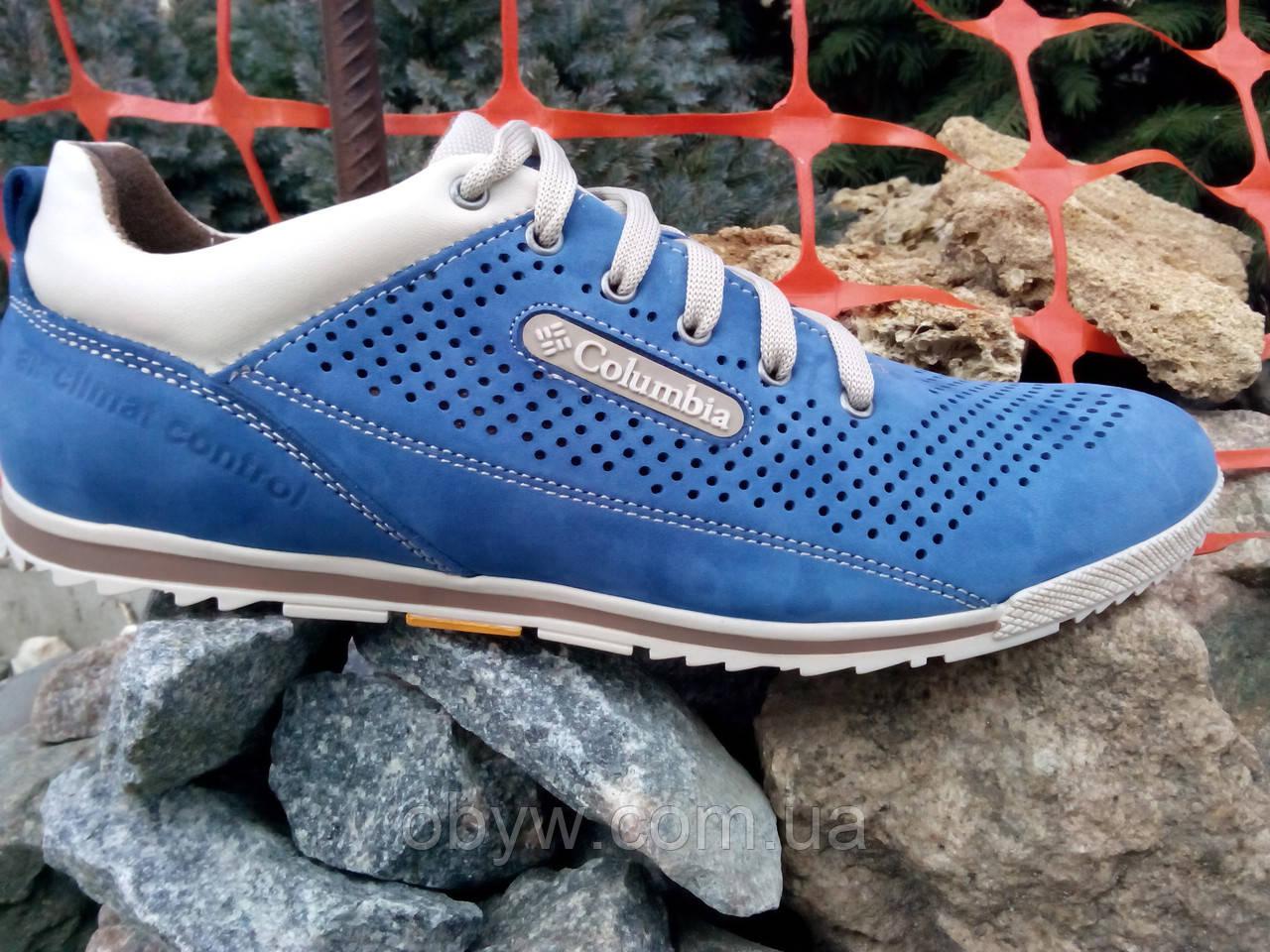 Летние туфли calambia мужские